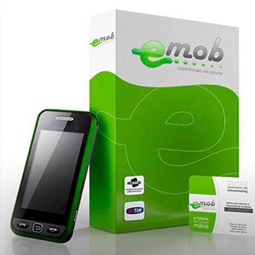 Desenvolvimento de conceito visual e planejamento de marketing para a startup emob