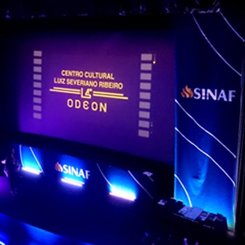 SINAF Workshop – Reunião Anual 2015 – Teatro Odeon RJ