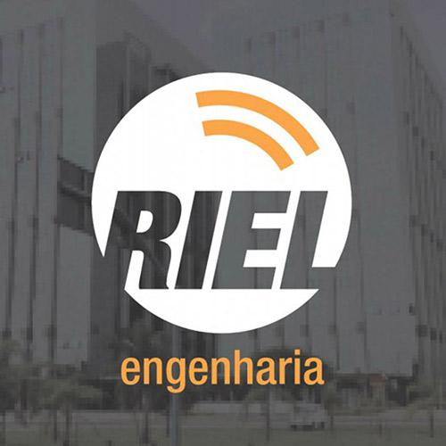 Identidade Visual Riel Engenharia – Desenvolvimento de Conceito Visual e Nova Logo para Riel Engenharia (Reposicionamento de Marca)