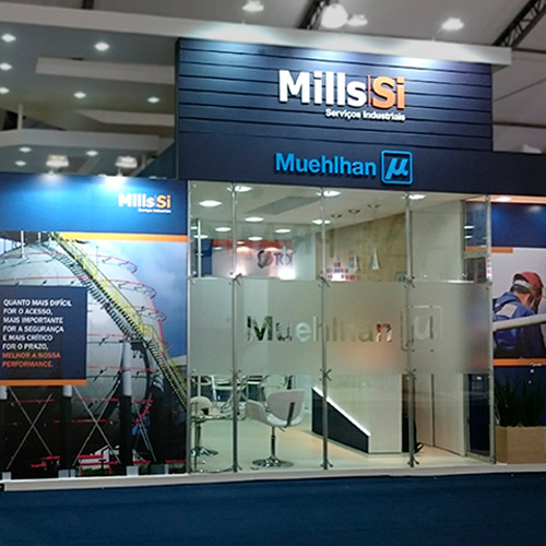 Stand Mills Si – Brasil Offshore 2015 – Macaé RJ