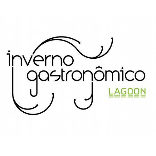 Identidade Visual Evento – Desenvolvimento Conceito Visual e Logo (Inverno Gastronômico Lagoon)