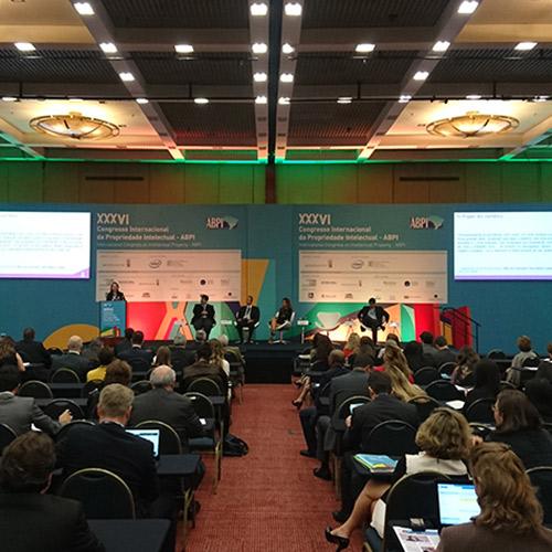 Congresso Internacional da Propriedade Intelectual (ABPI) 2016 – WTC SP